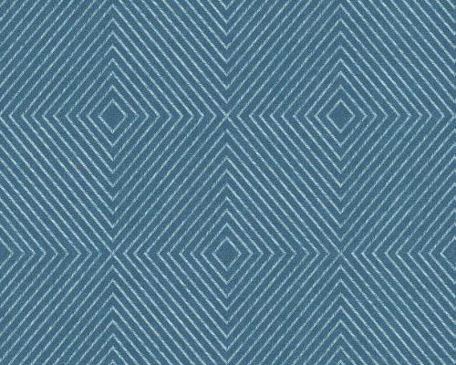 Blue Metropolitan Stories Geometric 36926-4