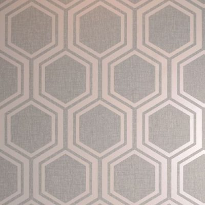Luxe Geometric Wallpaper 910205