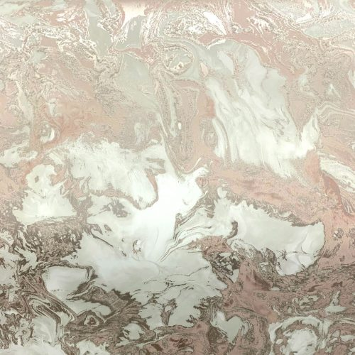 Liquid Marble Rose Gold/Blush 6356