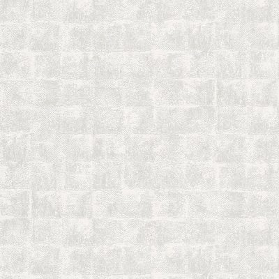 Montego Brushed Metallic Texture White HI826