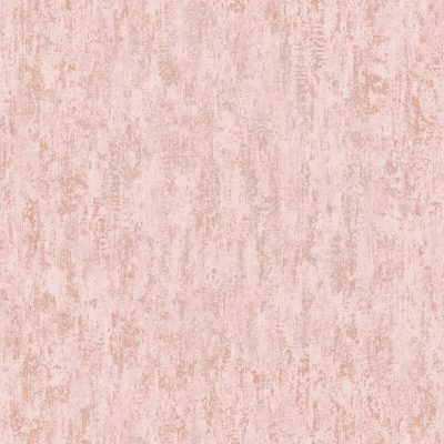 Distressed Texture Pink/Gold Metallic Holden 12841 Wallpaper