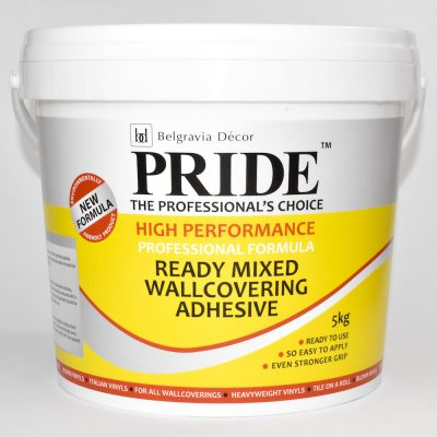 Belgravia Decor Pride ready mixed adhesive