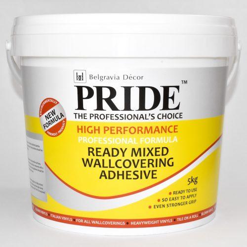 Belgravia Decor Pride ready mixed adhesive