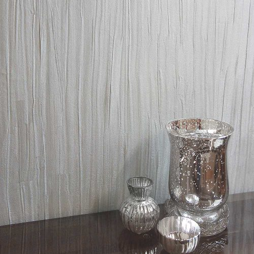 Francesco Texture Wallpaper 35240 Silver Holden Opus