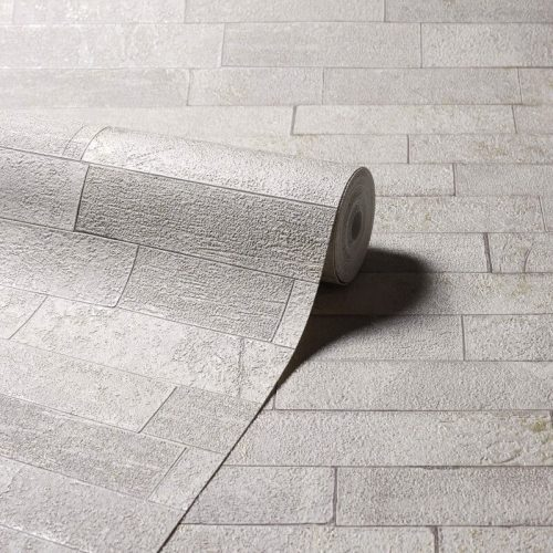 295201 Graphite Slate Vintage Wallpaper By Arthouse