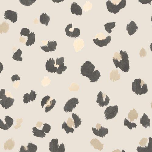 Amur Leopard Print Wallpaper Cream Holden 91072