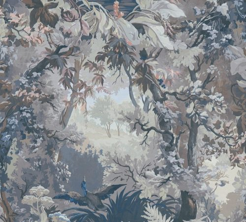 Blue Enchanted Forest AS Creation History of Art 37652-3