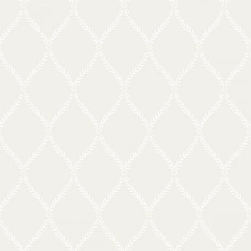 Exclusive Serene Trellis Cream Hi053 Wallpaper