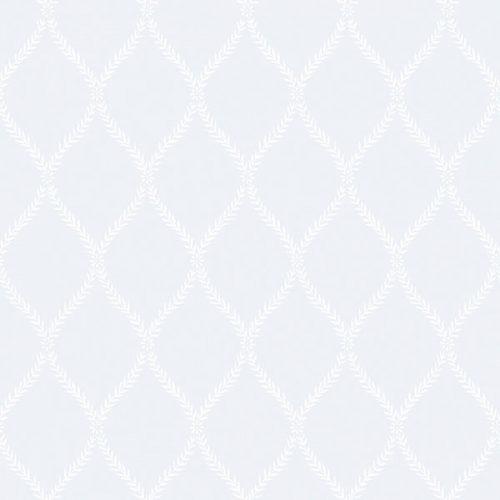 Exclusive Serene Trellis Pale Grey Hi301 Wallpaper