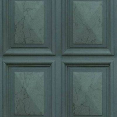 Marble Wood Panel Teal Erismann 6319-18 Wallpaper