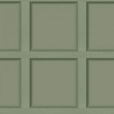 Modern Wood Panel Effect Sage Green 12982 Holden Wallpaper