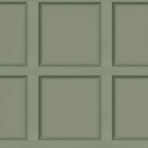 Modern Wood Panel Effect Sage Green 12982 Holden Wallpaper