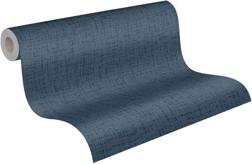 Navy Blue Grid Texture 375245 (37524-5)