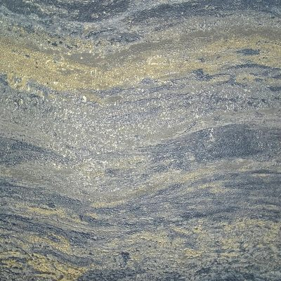 Onyx Blue Natural Stone Effect 519259 Rasch Wallpaper