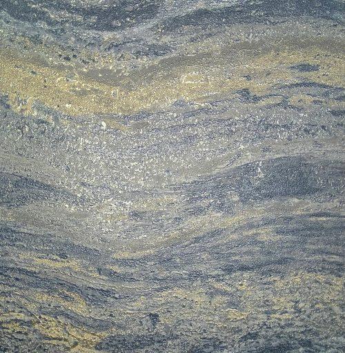 Onyx Blue Natural Stone Effect 519259 Rasch Wallpaper