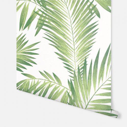 Artistick Tropical Palm Self Adhesive Wallpaper Green Arthouse 300202 6m x 0.53m