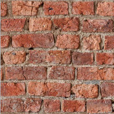 Artistick Urban Red Brick Self Adhesive Wallpaper Arthouse 300203 6m x 0.53m