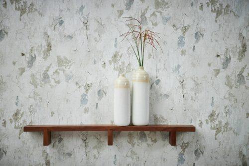 Living Walls Barcelona Rough Plaster 379544 Stone Wallpaper