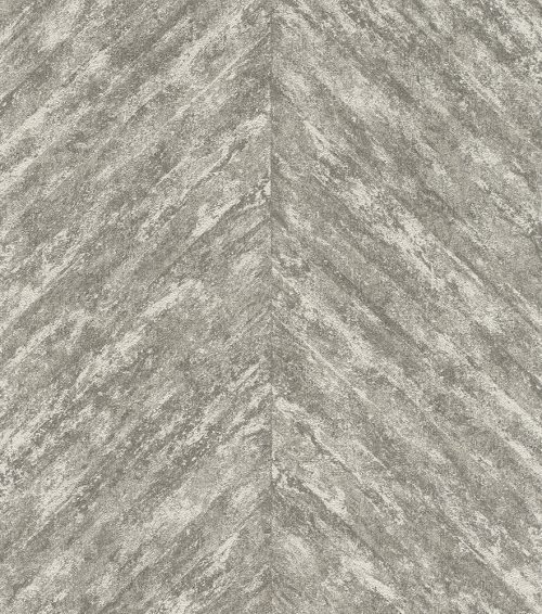 Linares Grey Taupe Chevron 617528 Wallpaper Rasch
