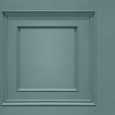 Oliana Wood Panel 8489 Soft Teal Belgravia Decor Wallpaper