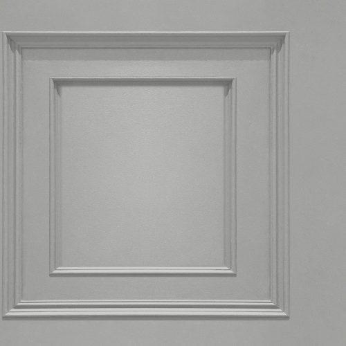 Oliana Wood Panel 8492 Grey Belgravia Decor Wallpaper