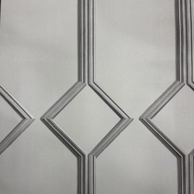 Alessia Grey Panel GB215 Belgravia Decor Wallpaper