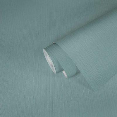 Mint Green Plain Texture Michalsky Living 37987-6 Wallpaper