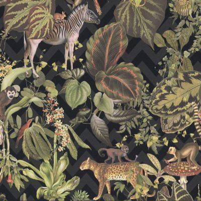 Jungle Wall Michalsky Living 37990-1 Wallpaper