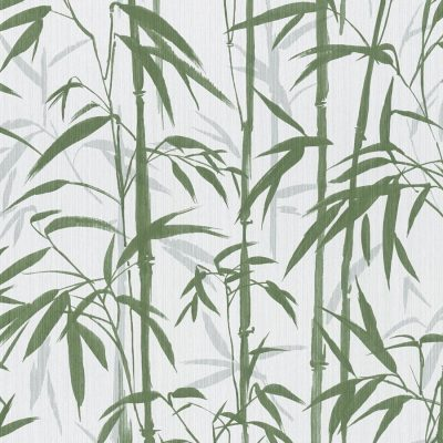 Green Bamboo Michalsky Living 37989-3 Wallpaper
