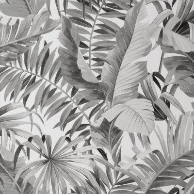 Fine Decor Maui Tropical Mono FD42852 Wallpaper